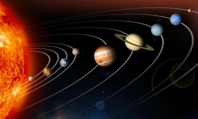 solar system galaxy universe planet - photo #45