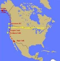 WARNING Better Than Chance Of Cascadia Subduction Zone - West coast fault lines
